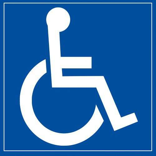 People with reduced mobility Hotel Princess & Richmond in Menton