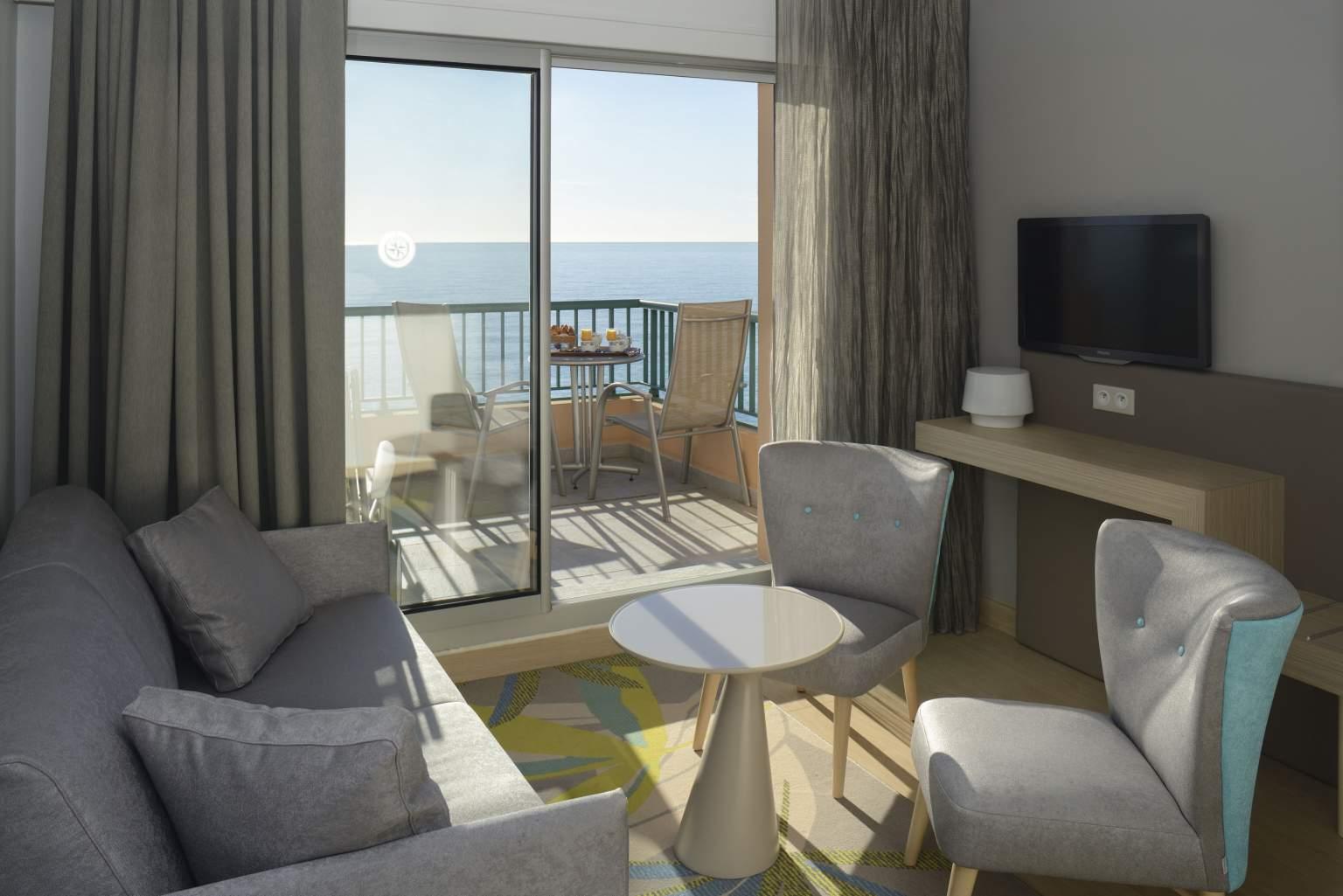 Suite hotel princess et richmond<span>Hôtel</span>Princess & Richmond à Menton